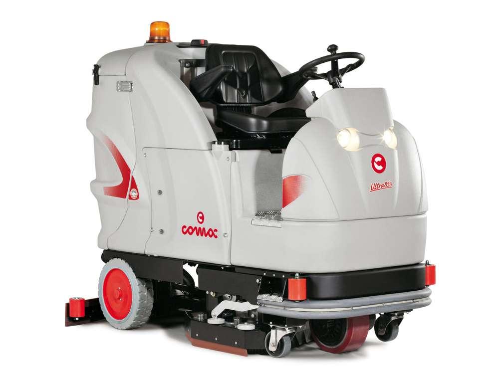 Ultra C 85 B   Ultra C 100 B 电瓶驱动驾驶式全自动洗地机