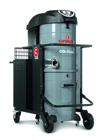 CA 75 SEA   CA 75 S SEA  三相电源驱动工业吸尘器