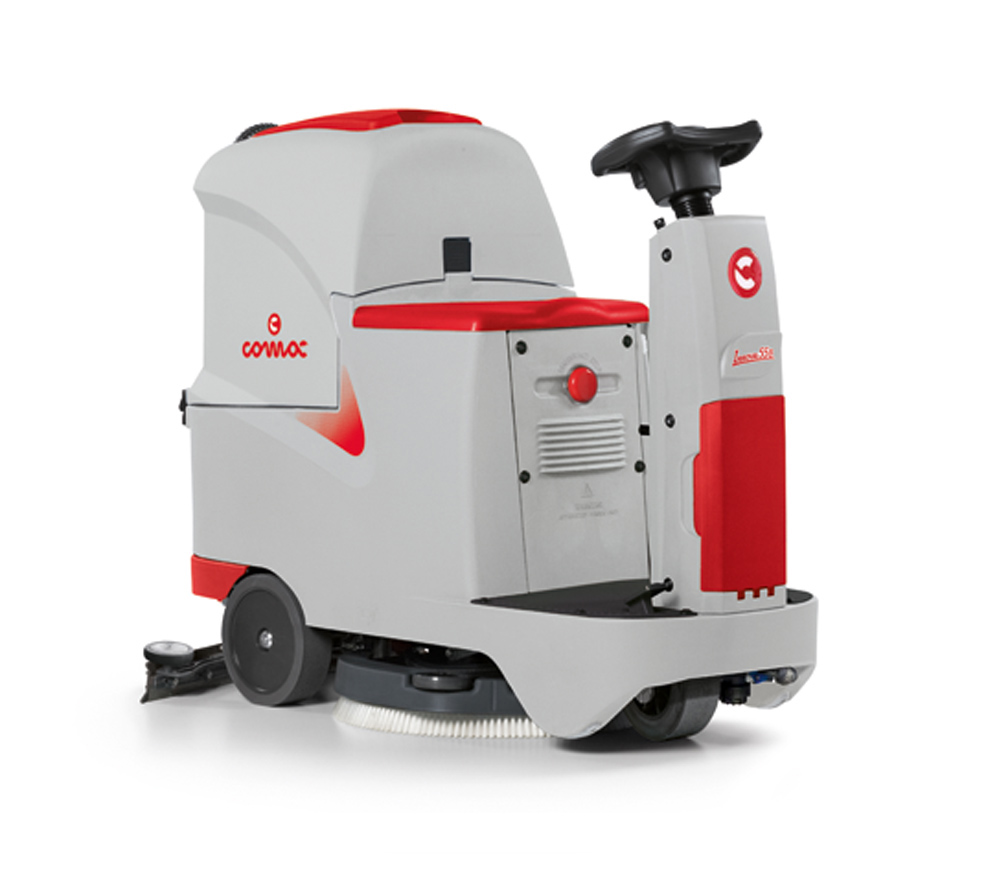 INNOVA55B驾驶式电动洗地车