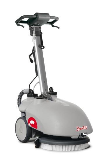 VISPA35E电源折叠式洗地机