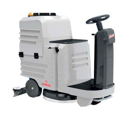 INNOVA22B驾驶式电动洗地车