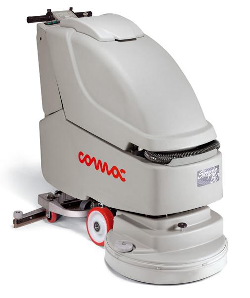 SIMPLA50B电动洗地机