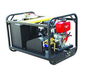 JWMH20-15DE柴油驱动型热水机