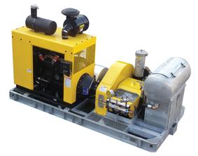 M 100/300 D 柴油引擎驱动超高压清洗机