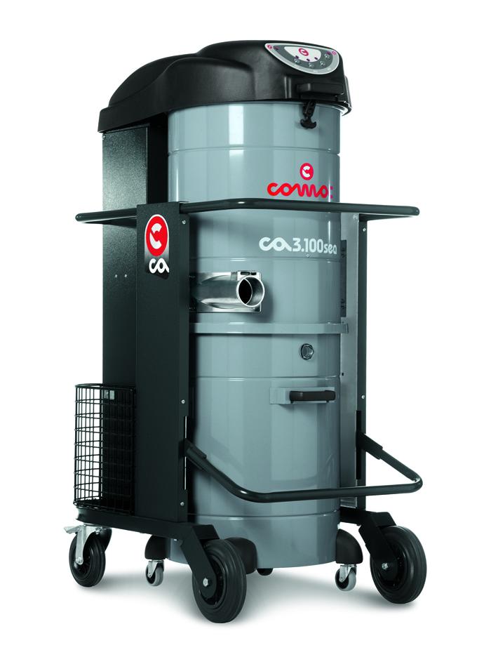 CA 3.100 单相电源驱动工业吸尘器
