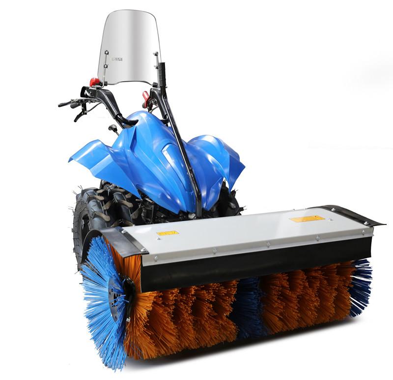 SSJ1500 NEW型全液压双轮胎扫雪机