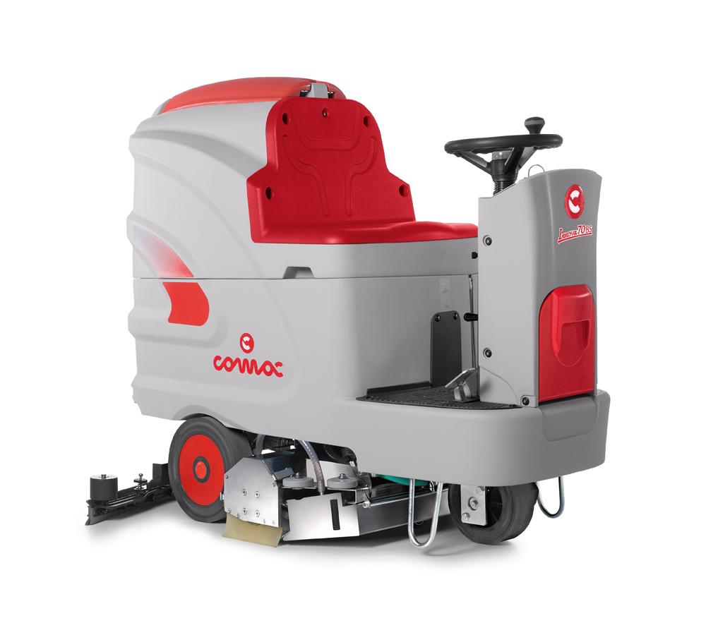 INNOVA70BS驾驶式电动洗地机