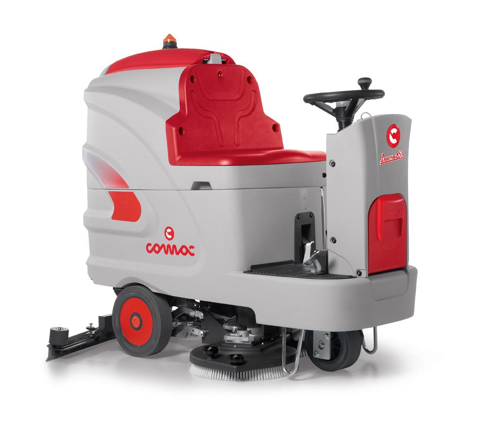 INNOVA100B型驾驶式电动洗地车