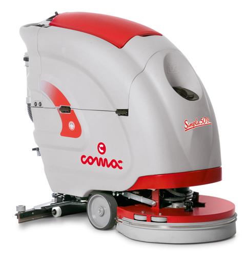 NEW SIMPLA50B电动洗地机